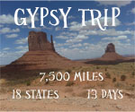 New Gypsy Trip Tag