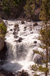 firehole falls zoom