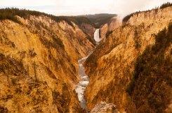waterfall wide