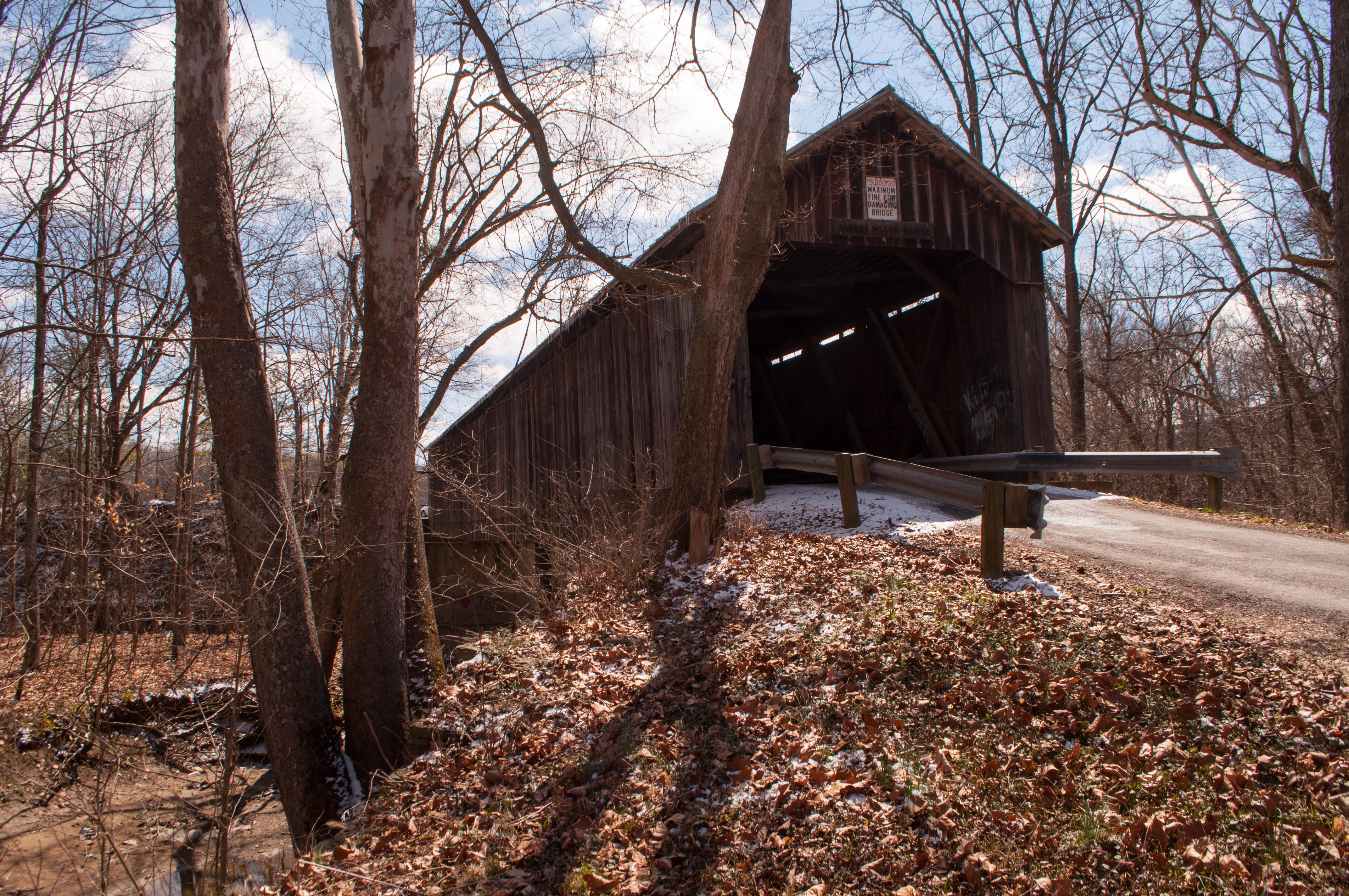 New England's Covered Bridges: A Complete Guide Ohio covered bridges pictures