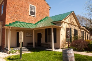 The Harriet Beecher Stowe Slavery to Freedom Museum was established in the Marshall Key home, where she visited Washington.